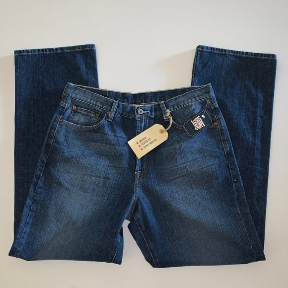Lucky Brand Other - NWT Lucky Brand Classic Bootcut Jeans Men's 34X 33